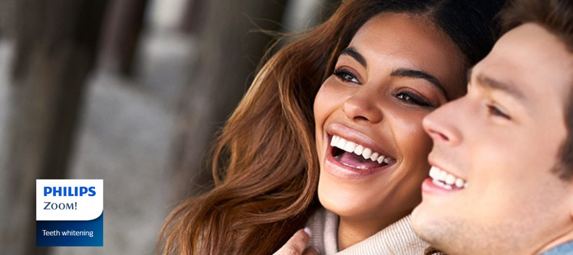 Philips Zoom Whitespeed Laser Teeth Whitening in Altrincham, Hale Barns and Bowdon in Cheshire